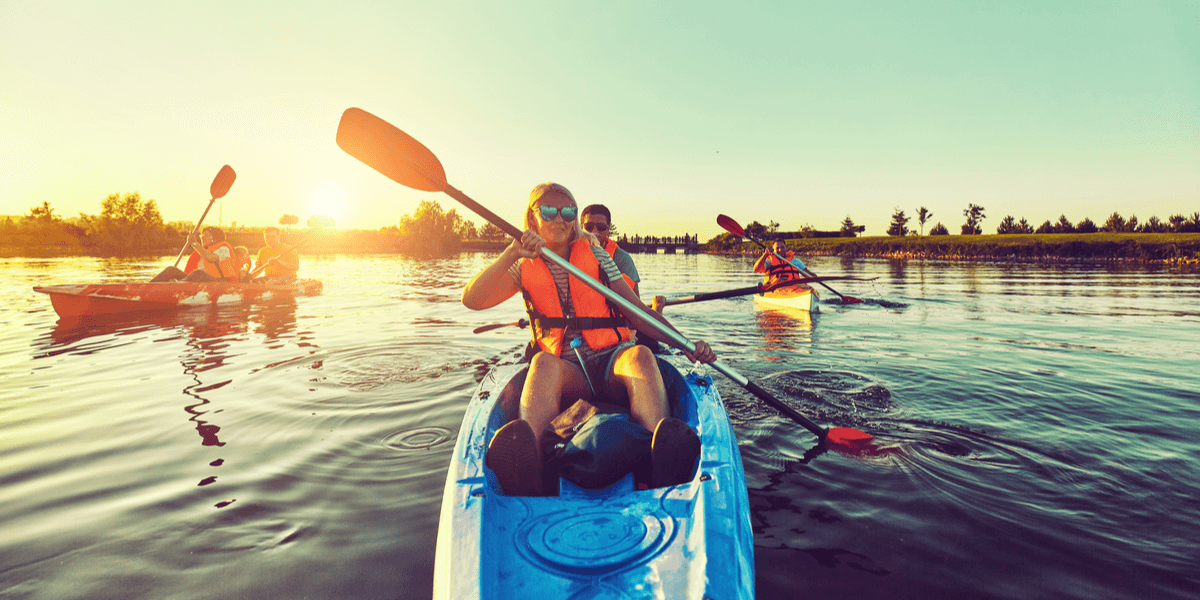 Healthy Living in Recovery: Best Kayaking Spots in West Palm Beach